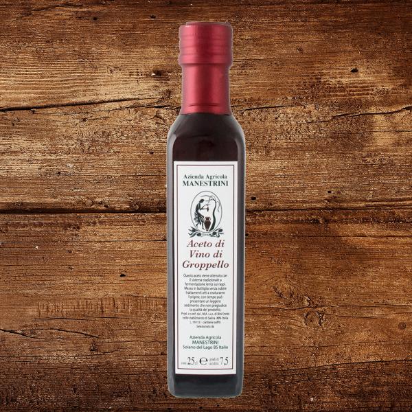 Aceto di Vino Groppello