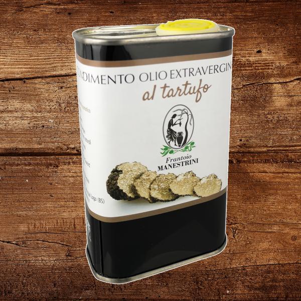 MANESTRINI Olivenöl extra vergine mit Trüffel 0,25l