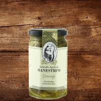 Carciofi sott'olio - Artischocken mit Kräutern in Olivenöl