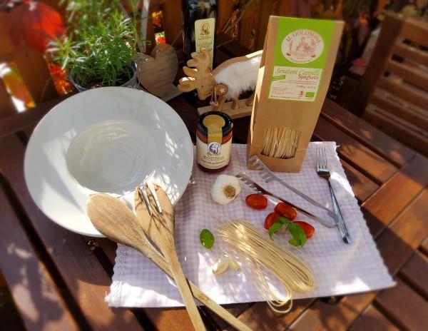 Pastabox für Genießer