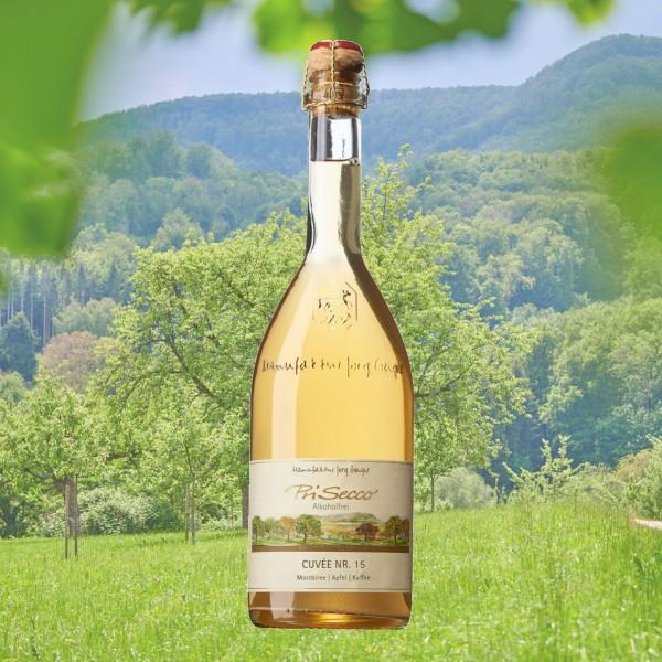 """PriSecco """"Cuvée Nr.15"""" - alkoholfrei 0,75l"""