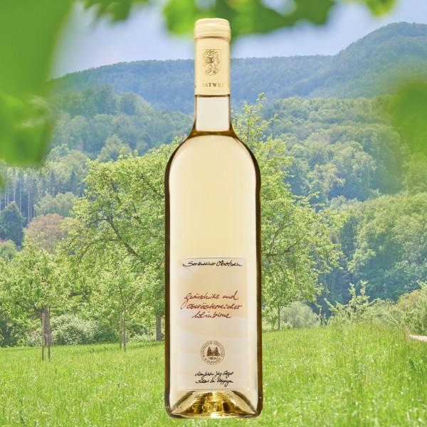 """""""Gewürzluike und Oberösterreicher Weinbirne"""" 0,75l"""