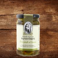 Olive verdi al limone (in Zitronenöl)